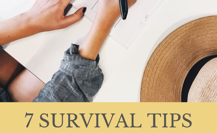 7 Survival Tips For Working Moms
