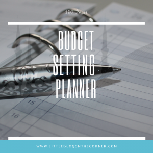 Budget Setting Planner