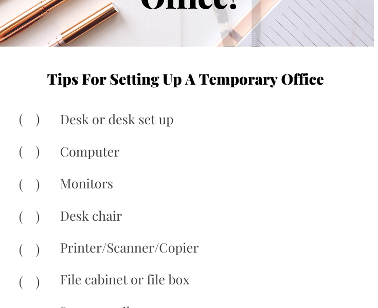 How to Set Up Your Home Office: A Super Easy Guide
